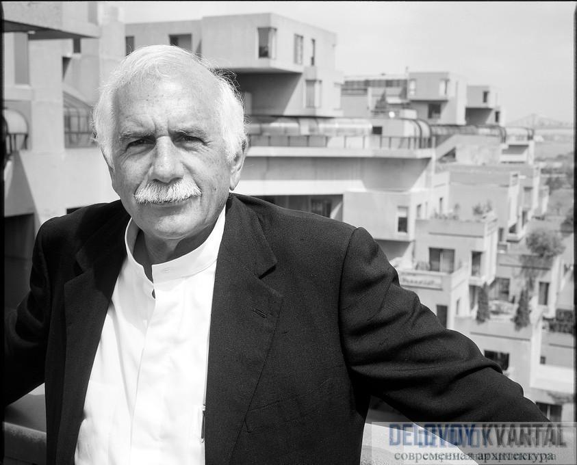 Архитектор «Хабитата» Моше Сафди