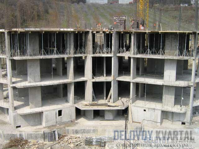 Бетон и железобетон в индустриальном строительстве