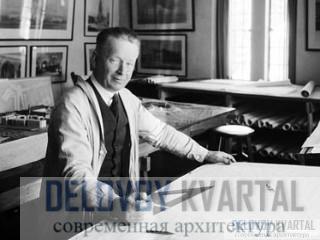 Готлиб Элиэль Сааринен - биография и творчество