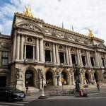 Опера Гарнье (Париж, Франция)
