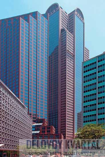 Комерика-Банк-тауэр. Даллас, США