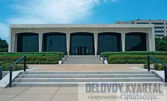 Музей искусств Амона Картера. Форт-Уорт, США