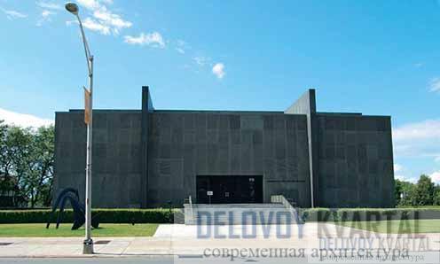 Музей Института искусств Мансона-Уильямса-Проктора. Ютика, США