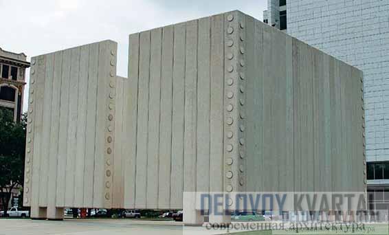 Мемориал Джона Фицджеральда Кеннеди. Даллас, США