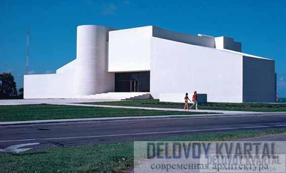 Музей искусств Южного Техаса. Корпус Кристи, США
