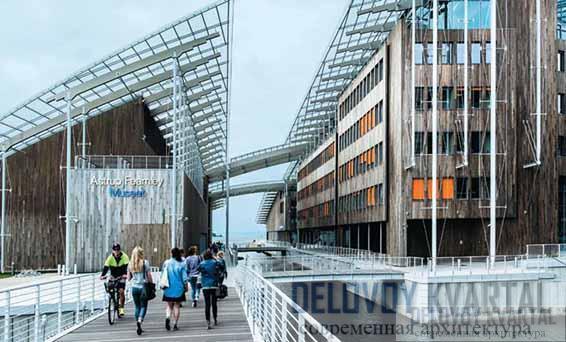 Музей современного искусства Аструпа — Фернли. Осло, Норвегия