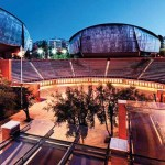 «Парк музыки» в Риме (арх. Ренцо Пиано)