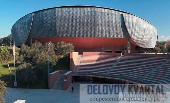 Большой зал «Парка музыки»