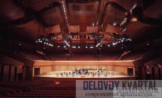 Интерьер большого зала комплекса