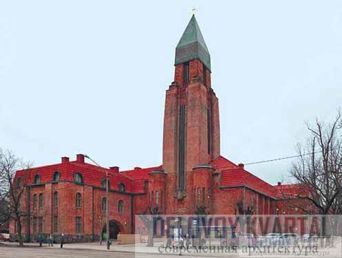 Церковь Святого Павла. Тарту, Эстония
