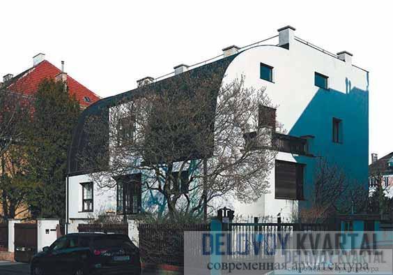 Дом Х. Штайнера. Вена, Австрия