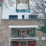 Частные дома в Париже (арх. А. Лоос)