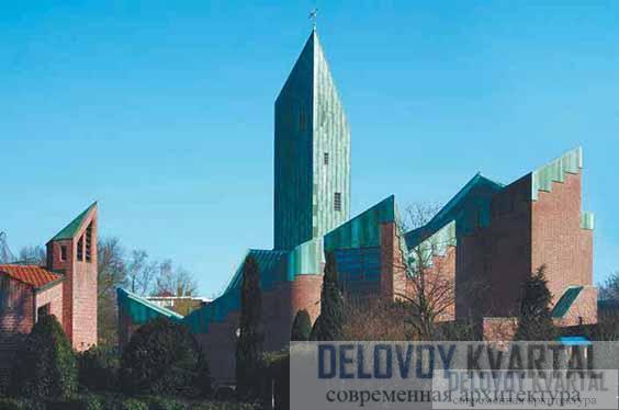 Церковь Св. Павла. Бохольт, Германия