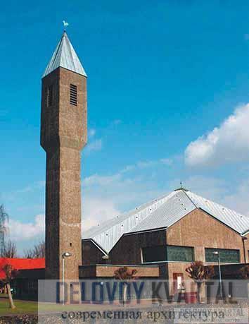 Церковь Св. Стефана. Брюль, Германия