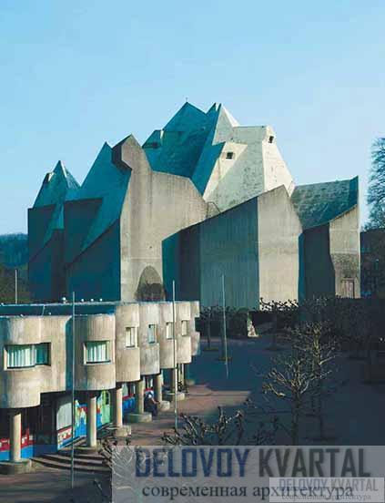 Общий вид собора Богородицы