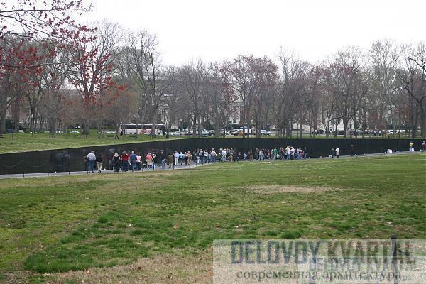 Мемориал ветеранов Вьетнама (Вашингтон, США)