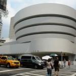 Музей Гуггенхайма в Нью-Йорке (Соединенные Штаты Америки)