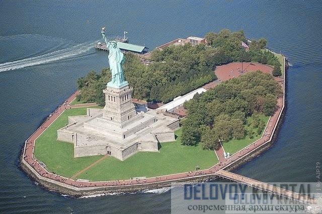 Статуя Свободы (Нью-Йорк, США)