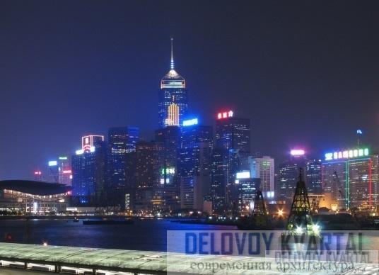 Небоскреб Сентрал-Плаза (Гонконг)