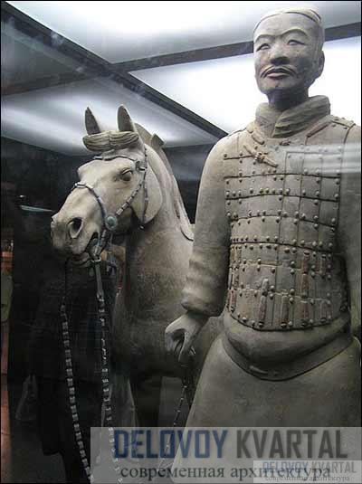 Кавалерист и его лошадь
