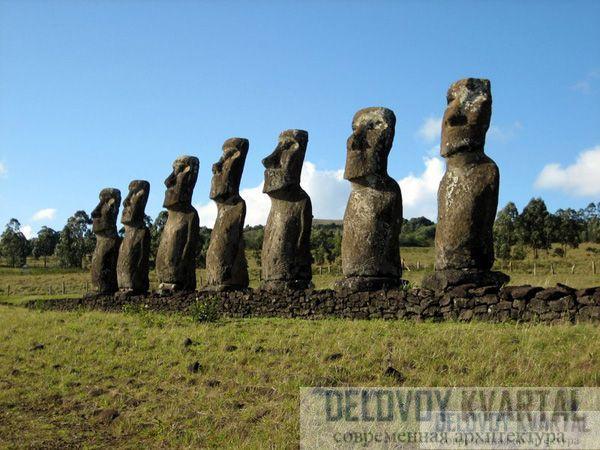 Некоторые монументы, такие как Сфинкс и статуи на острове Пасхи, невозможно не узнать. Но мы до сих пор не знаем, зачем они были нужны.