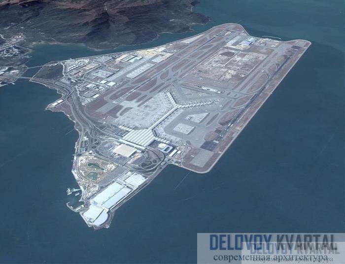Аэропорт Чек Лап Кок (Гонконг, Китай)