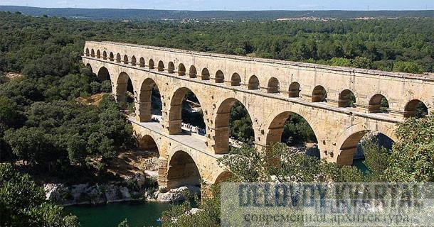 Гардский мост (Ним, Франция)