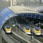 Евротоннель и вокзал Евростар (Лондон — Париж)