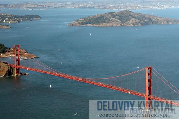 """Мост """"Золотые ворота"""" (Сан-Франциско)"""