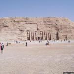 Храмы Рамсеса и Нефертари (Абу-Симбел, Египет)