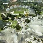 Олимпийский стадион (Мюнхен, Германия)
