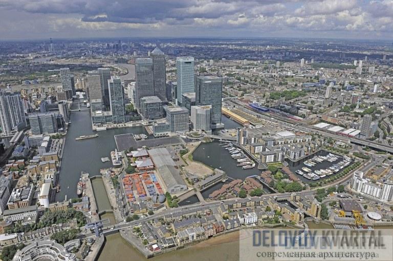 Канэ́ри-Уорф Тауэр (англ. Canary Wharf Tower, Лондон)
