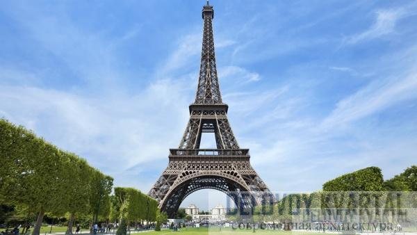 Эйфелева башня (Париж, Франция)