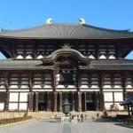 Великий Будда в храме Тодайдзи (Нара, Япония)
