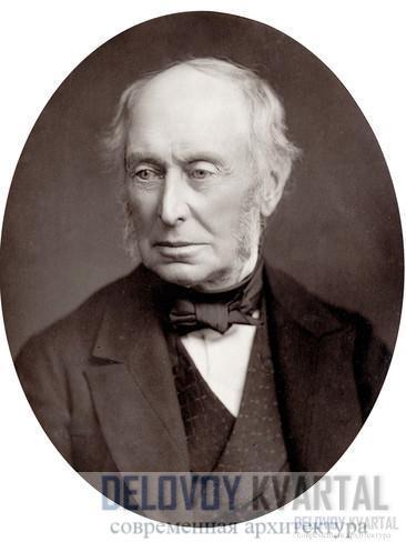 Уильям Джордж Армстронг (1810-1900), изобретатель гидравлического аккумулятора.