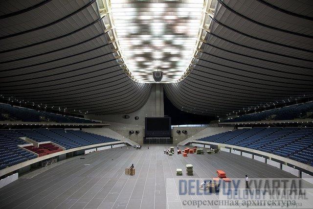 Центр спорта «Йойоги» (Токио, Япония)