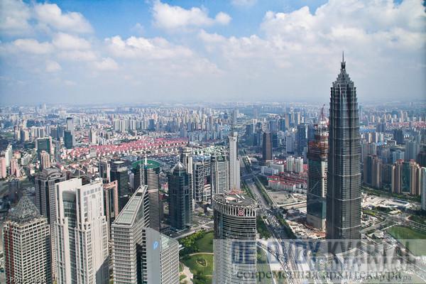Башня Мао (Цзинь Ма́о, Jin Mao Tower, Шанхай)