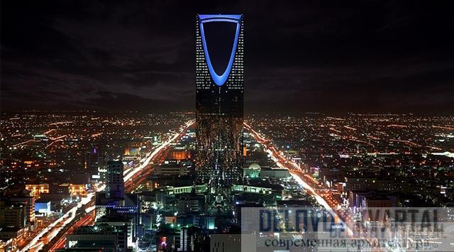 Бурдж Аль-Мамляка (Королевский центр, Эр-Рияд, Саудовская Аравия)