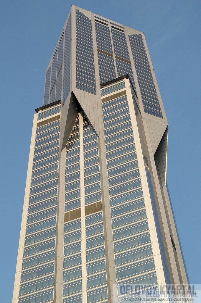Томорроу-Сквер (Tomorrow Square, Шанхай, Китай)