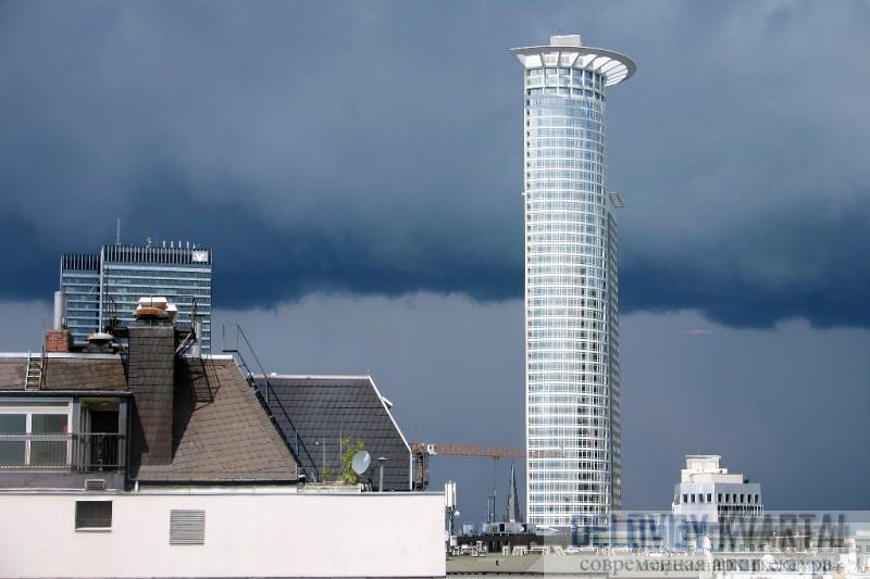 Небоскреб Вестендштрассе (Вестендтурм, DZ банк, Франкфурт)