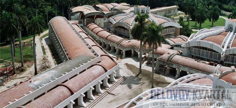 национальные школы искусств куба гавана