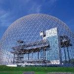 Павильон США для всемирной выставки 1967 (Монреаль, Канада)