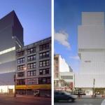 Новый музей современного искусства SANAA (Нью-Йорк, США)