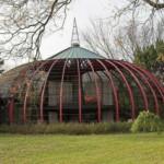 Рут Форд Хаус — Ruth Ford House (арх. Брюс Гофф, Орора, Иллинойс, США)
