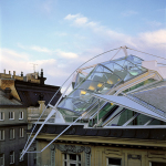 Пристройка к адвокатской конторе (Coop Himmelb(l)au, Вена, Австрия)