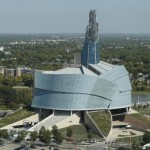 Канадский музей прав человека (арх. Антуан Предок, Винипег, Канада)