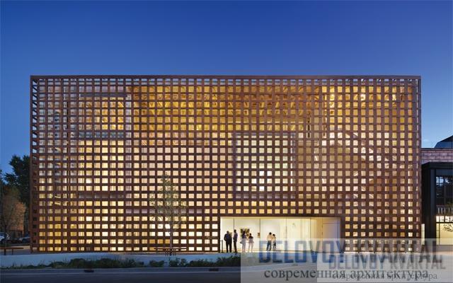 Музей искусств Аспена (арх. Сигэру Бан, Аспен, Колорадо, США)