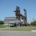 Музей сталеварения Horno 3 (арх. Николас Гримшоу, Монтеррей, Мексика)