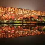 Национальный стадион (арх. Herzog & de Meuron, Пекин, Китай)