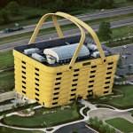 Дом-корзина (арх. NBBJ, Ньюарк, Огайо, США)